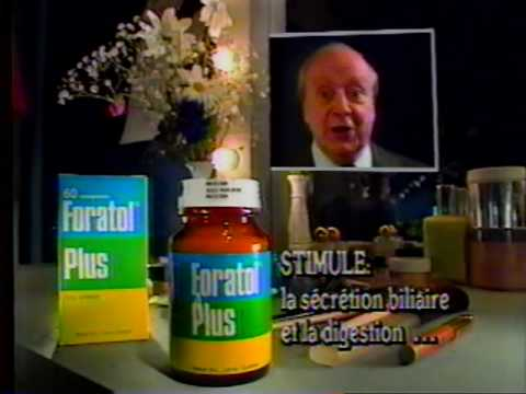 Foratol Plus (Publicité Québec)