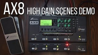One preset, six distinct sounds, seamless switching. (You can have up to eight scenes per preset, but I've stuck to six here.) Full tutorial video here: ...