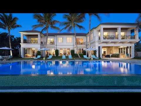 700 South Ocean Boulevard | Ocean-to-Intracoastal Dream Estate - $26.5 Million — Manalapan, Florida