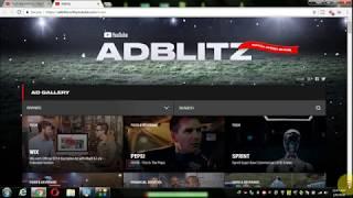 adblitz with youtube update new channel adblitz, blitzcrank, league of legends, youtube new feature