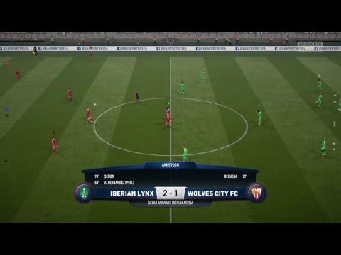 FCC  - Iberian vs Wolves City FC