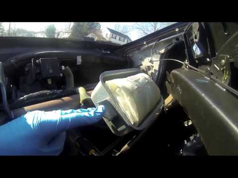 2013 Nissan Pathfinder Fuse Diagram 2007 Sentra Blower Motor Youtube