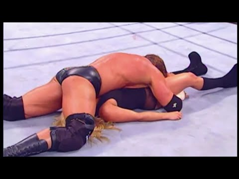 Trish Stratus And Triple H 69 Position In Ring | Stephanie McMahon | Chris Jericho | Wwe Mr Pickles