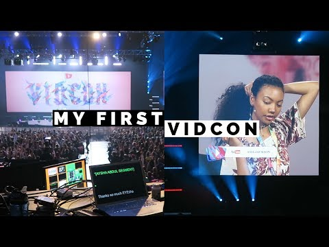 VidCon 2017: MY FIRST VIDCON!!! | VLOG 11 thumbnail