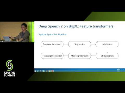Deep Learning to Big Data Analytics on Apache Spark Using BigDL - Yuhao Yang & Xianyan Jia