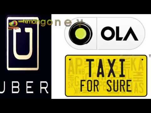 Government of India Bans the Mobile Apps of Cab Services