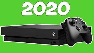 КУПИТЬ XBOX ONE X в 2020 ГОДУ? | СТОИТ ЛИ? / Видео