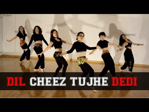 Dil Cheez Tujhe Dedi | Akshay Kumar | SK Choreography | by The SK DanceMania International