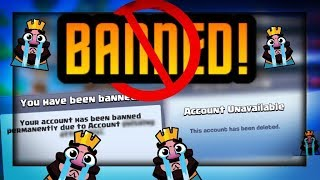 Supercell Just BANNED 75% of Top Players! WOW....