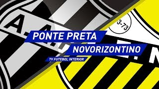 Video Gol Pertandingan Ponte Preta vs Novorizontino