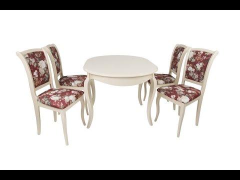 Столы и стулья для кухни.
