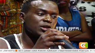 10 over 10: One on One with Willy Paul