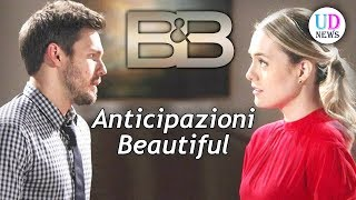 Anticipazioni Beautiful trama puntate 29/10 03/11 2018: Hope ama ancora Liam!