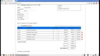 Comment faire un devis en ligne sans Excel et sans Word ?