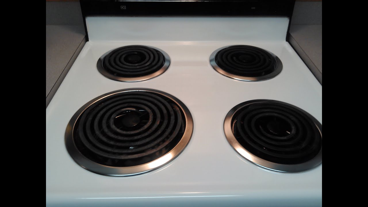 How To Clean Your Stove Top Like A Pro Youtube