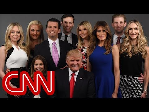 Why the Trump family is under scrutiny