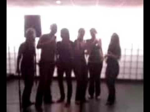 Karaoke night at Q-club (Aug 2008)