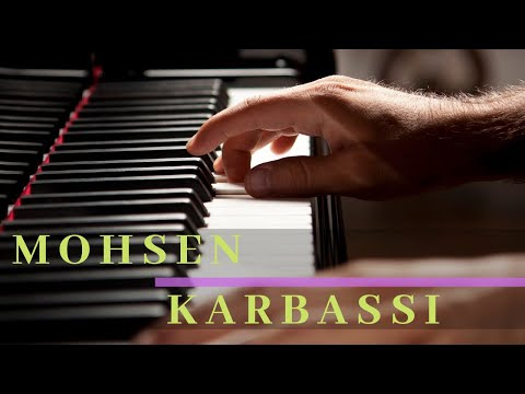 Ebi - In akharin bare - Piano by Mohsen Karbassi - ابی - این آخرین باره