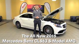Mercedes-Benz CLS63 AMG 2015 Videos