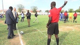 رياضة ورقص وموسيقى في الاحتفال بيوم الأمم المتحدة في جوبا