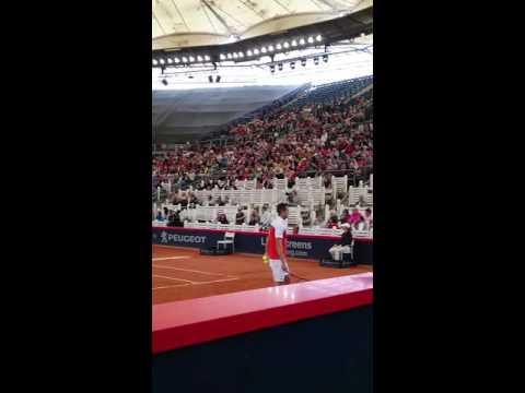 Garcia Lopez -Zemlja Hamburg Rothenbaum Tennis 🎾 Turnier