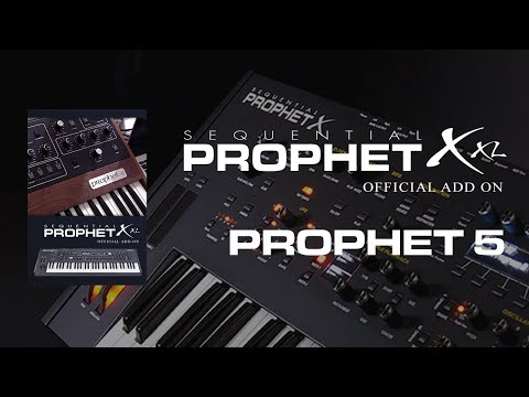 """Official Prophet X and XL Add On: """"The Last Prophet 5"""""""