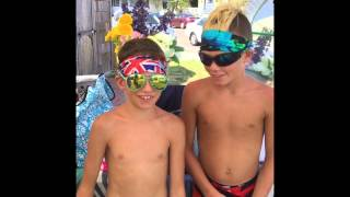 At The Beach America Headband Testimonials Especially When Dipped In Ice Water