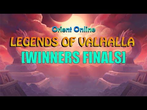 Orient Online: Legends of Valhalla (Winners Finals)