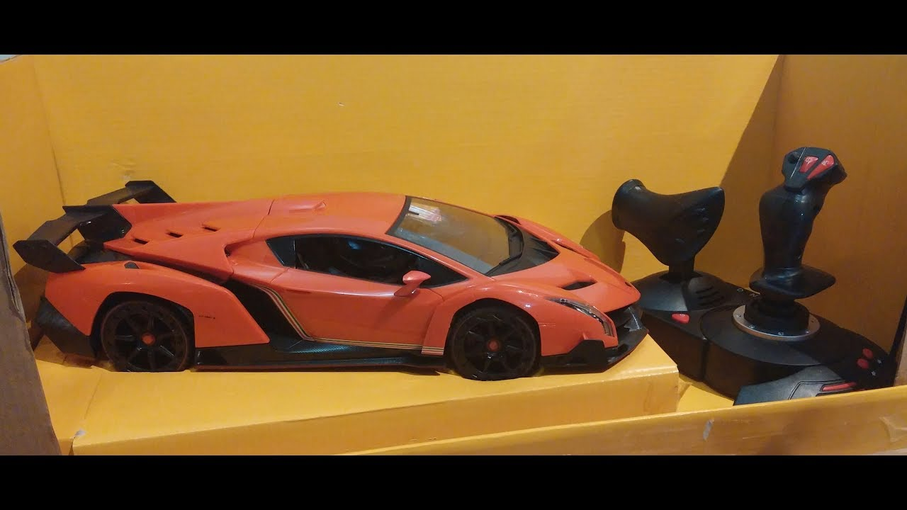 New Lamborghini Gravity Sensor Remote Control Car Unboxing U0026 Review