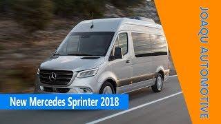 New Mercedes Sprinter 2018 The Most-High Tech Van Ever?