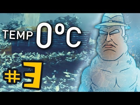 ARK: Survival Evolved #3 - How To Not Die From Hypothermia