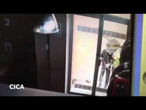 Motorbike shop break in Pretoria Gauteng South Africa