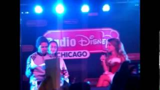 Ariana Holiday Party Chicago 12-14-13 Part 1