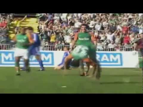 The 12 Best Goals 2011 - German Bundesliga