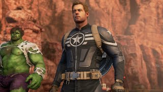 Marvel&#39s Avengers - Rockets&#39 Red Glare, the Return of Captain America (Xbox One Gameplay)