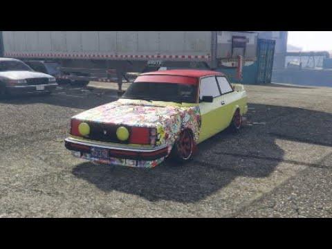 Лучшая машина для дрифта в ГТА 5 онлайн - YouTube