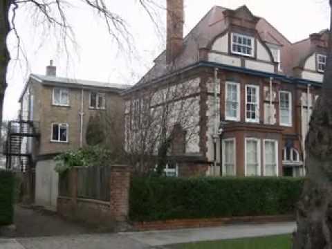 Gilbert Scott buildings in Kingston upon Hull
