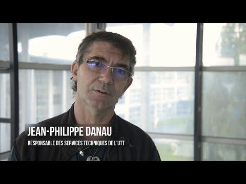 Transition énergétique à l'UTT - Jean Philippe DANAU & l'axe économie