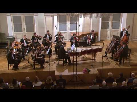 Wilhelm Friedemann Bach - Harpsichord Concerto in D, Fk. 41