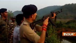 Video: Bihar SP Manu Maharaj Rescue Kidnapped Sons of Delhi Businessman in Lakhisarai