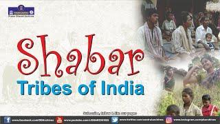 Shabar Tribe - A Tribe of India