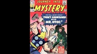 Journey Into Mystery #100. Vol.1. Cómic en español. (1-1964)