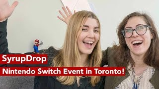 SyrupDrop Ep. 2: Nintendo Switch is coming to Canada
