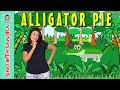 Alligator pie children s songs nursery rhymes music for kids sing with sandra mp3