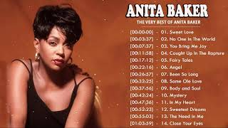 Anita Baker Greatest Hits  2021    Best Songs Of Anita Baker Full Abum 2021