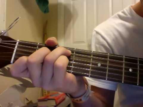 How To Play Aint No Reason By Brett Dennen Youtube