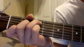 How to play Ain't No Reason By Brett Dennen