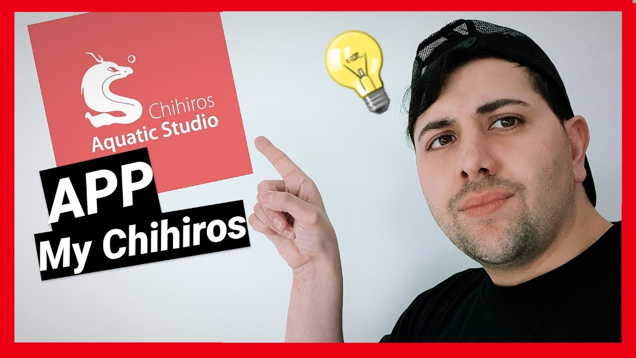 ▶️Como programar My Chihiros App (amanecer☀️ y anochecer🌒) || AQUASCAPELAND