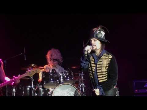 Adam Ant - Antmusic live at The Fillmore SF 7 Feb 2017