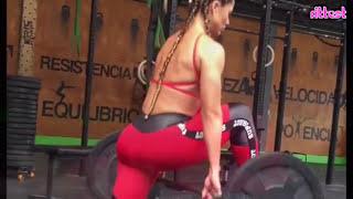 Hot Fitness Girl From Colombia ❤ Tatiana Girardi - Model from GQ magazine